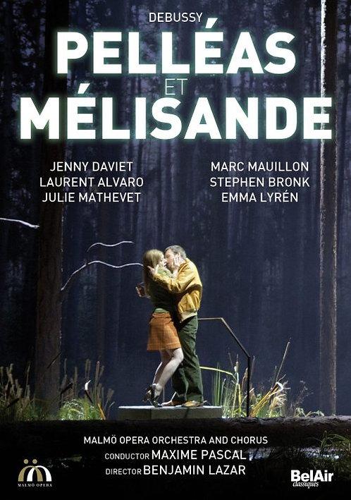 Debussy Pelléas et Mélisande Maxime Pascal Benjamin Lazar DVD