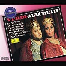 Claudio ABBADO - VERDI: MACBETH