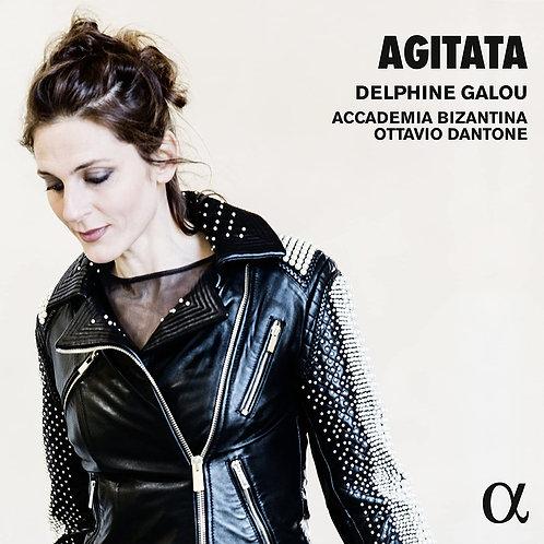 Agitata Delphine Galou Accademia Bizantina Ottavio Dantone