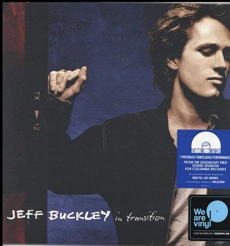 Jeff Buckley In transition DDAY vinyle