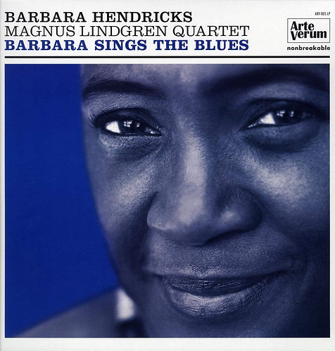 Barbara Hendricks - Barbara sings the bues Vinyle