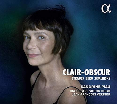 Clair-Obscur Sandrine Piau Orchestre Victor Hugo franche-Comté