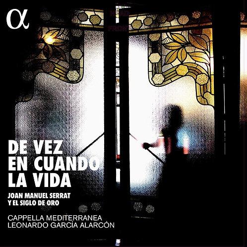 De Vez en Cuando La Vida Leonardo Garcia Alarcon Vinyle