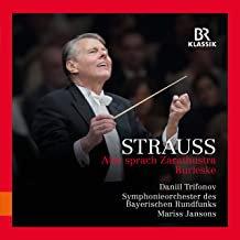 Richard STRAUSS: Zarathoustra Mariss Jansons