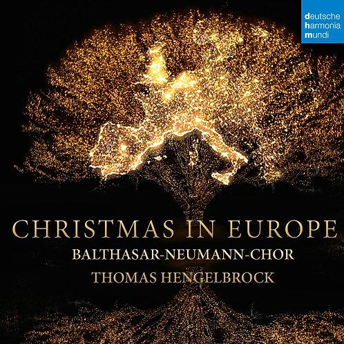 Hengelbrock/Christmas in Europe