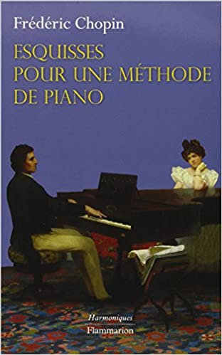 Esquisse méthode piano Chopin