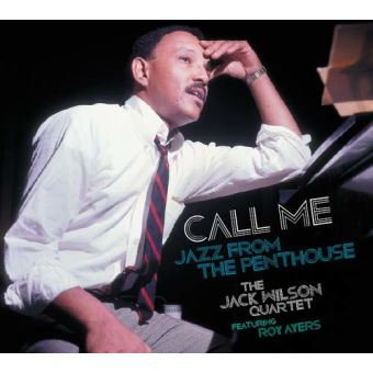 Jack Wilson Quartet Call Me DDAY Vinyle