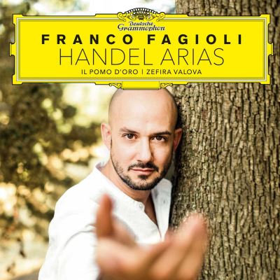 Fagioli Handel Arias