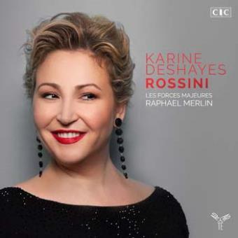 Karine Deshayes Rossini