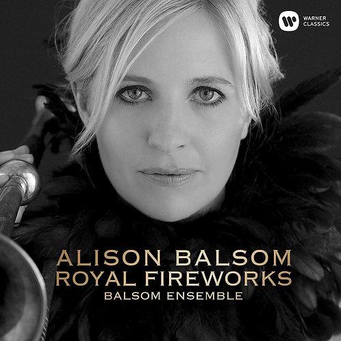 Alison Balsom Royal Fireworks Balsom Ensemble