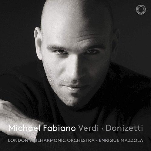 Michael Fabiano Verdi-Donizetti