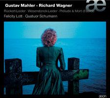Felicity Lott Mahler-Wagner Quatuor Schumann