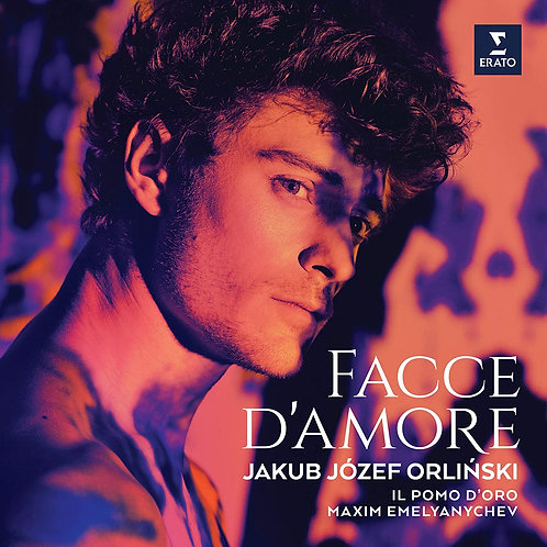Facce d'Amore Jakub Jozef Orlinsky Vinyle