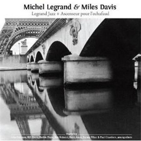 Michel Legrand/Miles Davis Legrand Jazz+Ascenceur pour l' Echafaud