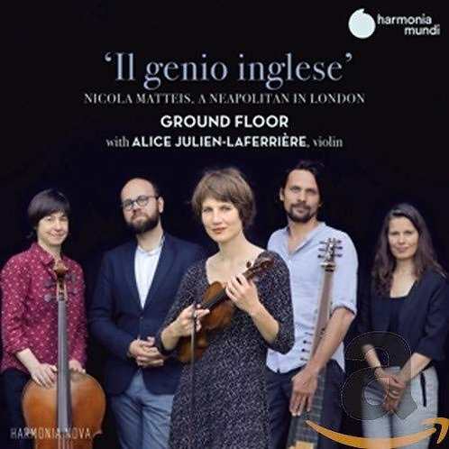 ALICE JULIEN-LAFERRIerre IL GENIO INGLESE