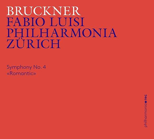 Bruckner Fabio Luisi Philharmonia Zürich