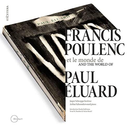 Francis Poulenc Paul-Eluard livre_cd