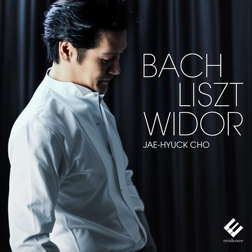 Bach/Liszt/Widor Jae-Hyuck Cho at The Great Organ at La Madeleine