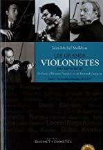 Grands Violonistes du XXème T1