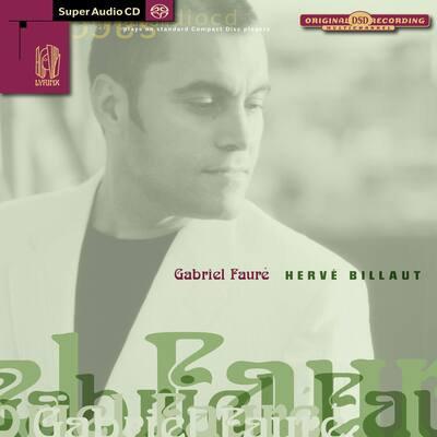 Gabriel Fauré Hervé Billaut Piano SACD