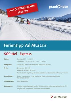 Schlittel Express