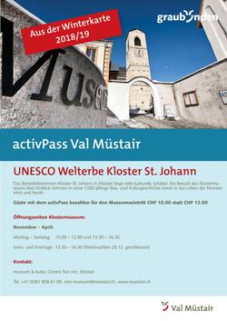 UNESCO Welterbe St. Johann