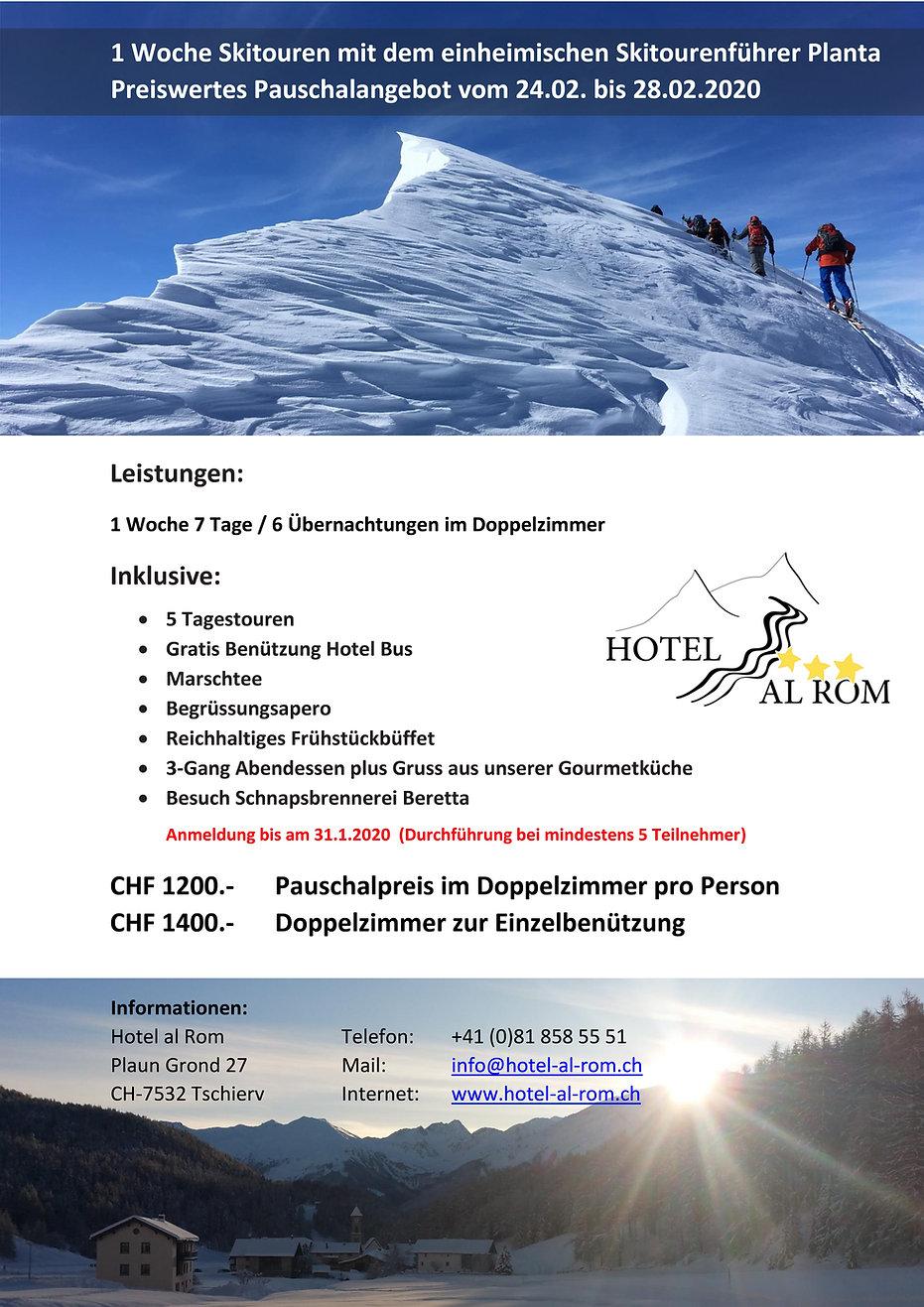 Pauschalangebot Skitouren Februar 2020_0