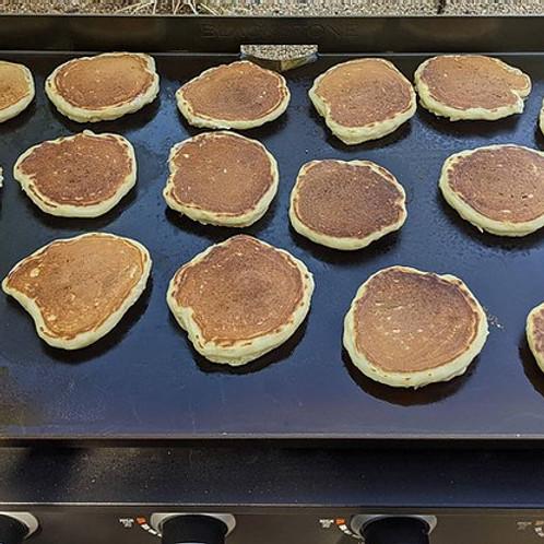 Pancake Walk in Centerville