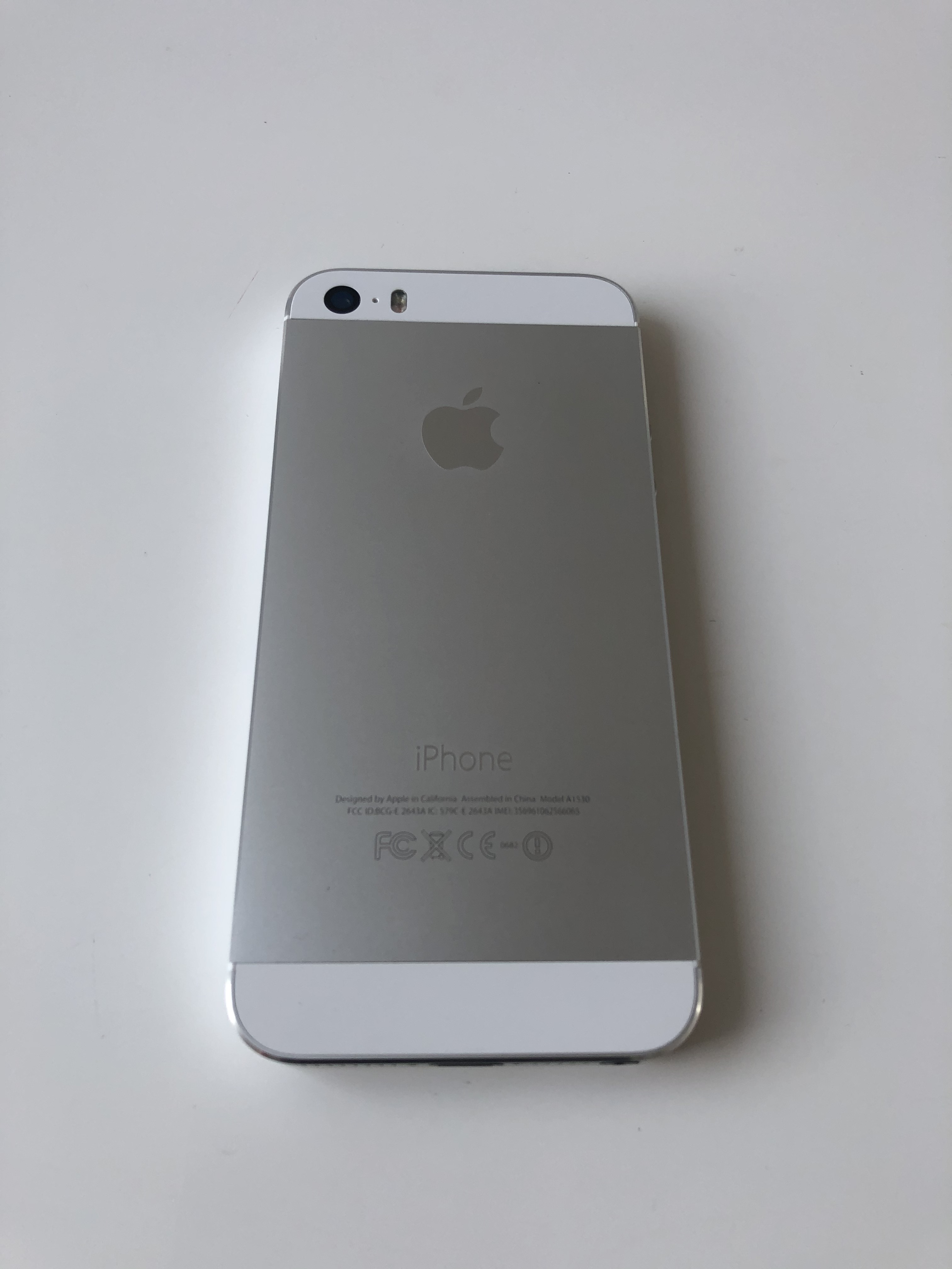 Apple iPhone 5s wit