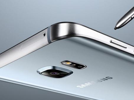 Samsung Note 7 krijgt een 6 inch scherm