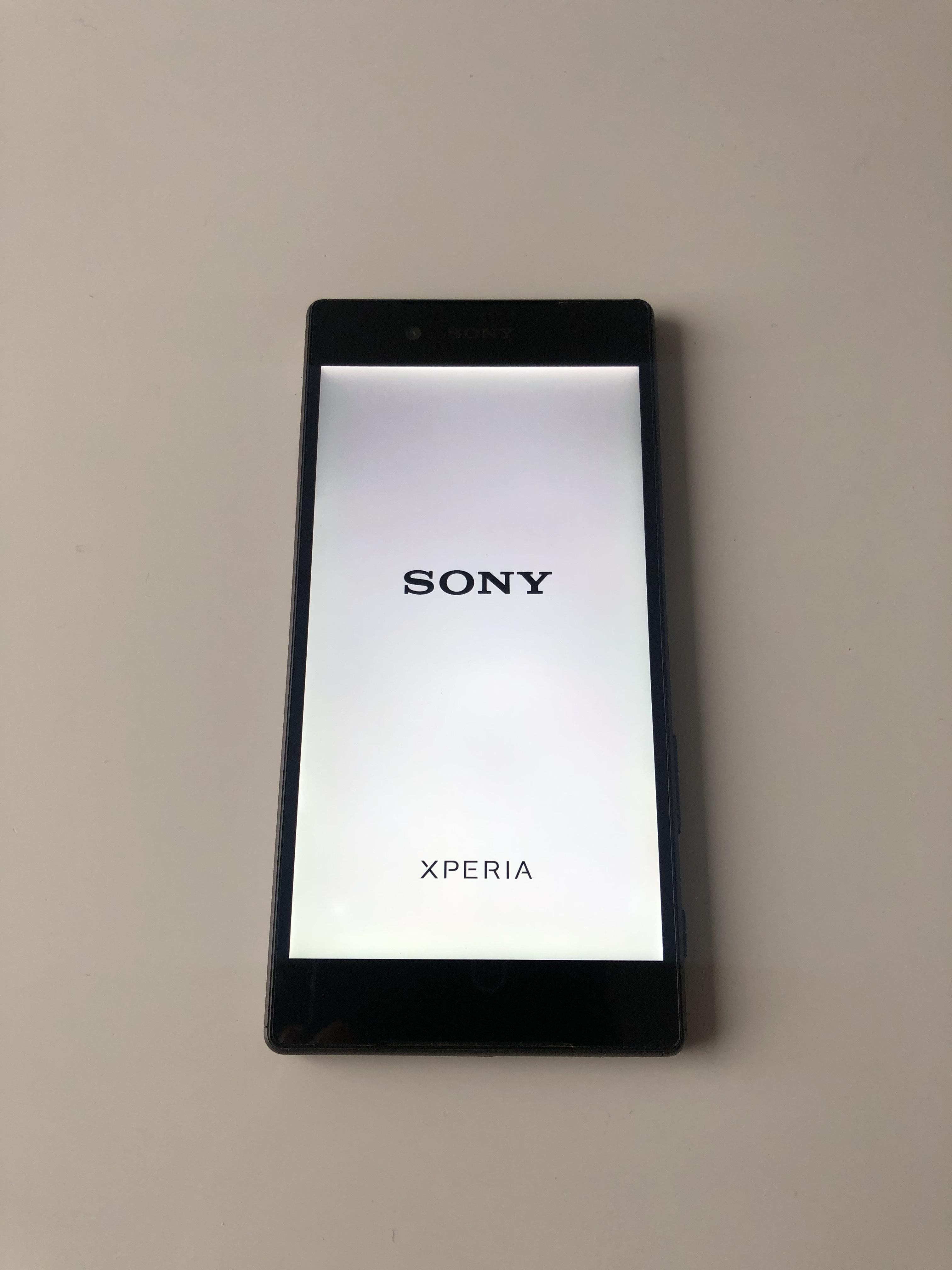 Sony Xperia telefoon