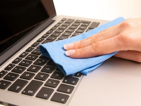 5 tips om je laptop te onderhouden