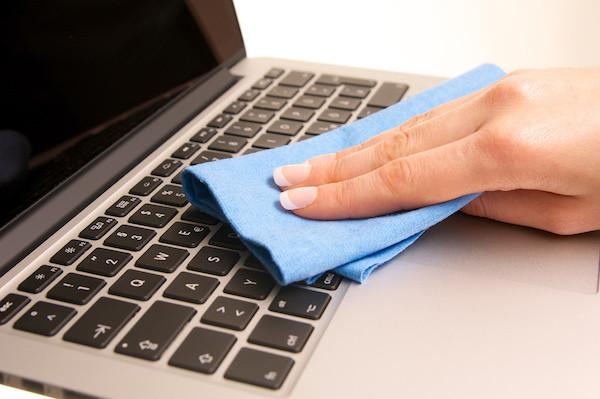 Laptop onderhouden
