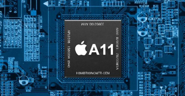 Apple 11 chip