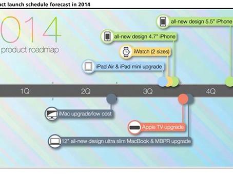 Apple release kalender
