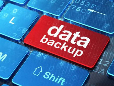 Alles over back-up