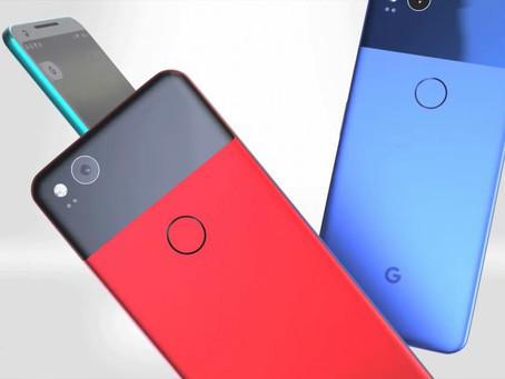 Google Pixel 2 telefoon