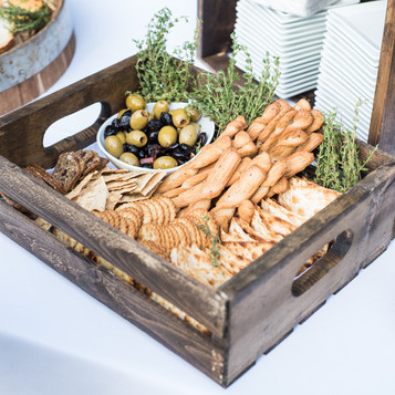 Twist Events Rustic Charcuterie