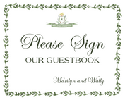 Twist Events Custom Guestbook