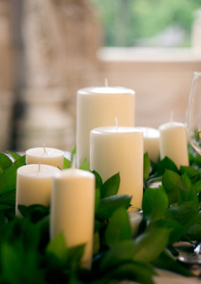 Twist Events Candle Decor