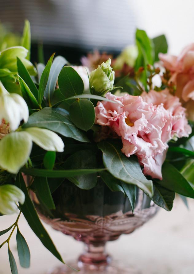 Twist Events Floral Centerpiece