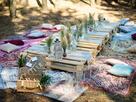 Love, Laughter and Happily Ever After ... Tips on Hosting the Perfect Wedding Shower.
