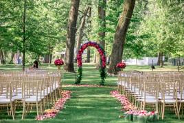 Twist Events Outdoor Wedding