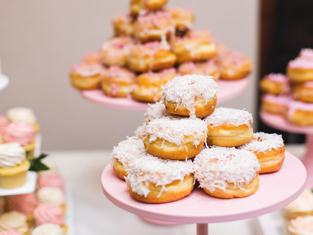 Donuts ... Scrumptious, Delectable, Mouth-Watering Rings of Fried Dough!!