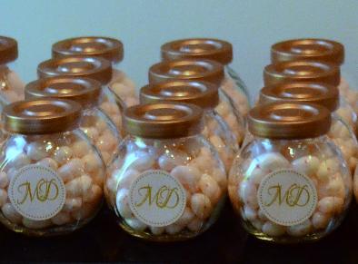 Twist Events Wedding Shower Candy