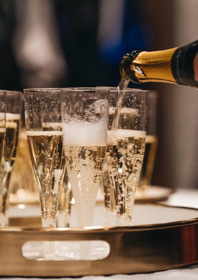 Twist Events Champagne