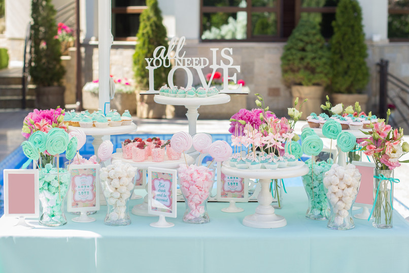 Twist Events Sweet Table
