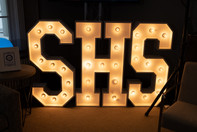 Twist Events Marquee Letters
