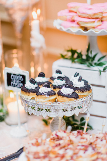 Twist Events Donut Table