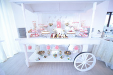 Twist Events Candy Cart